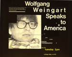 Wolfgang Weingart Speaks to America