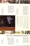 Rhode Island School of Design: Universal Kitchen (reverse)