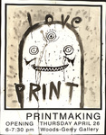 Love Print: Printmaking