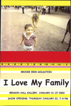 Brooke Erin Goldstein: I Love My Family