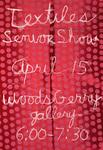 Textiles Senior Show