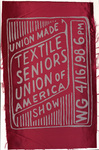 Textiles Seniors Union of America: Union Made Show