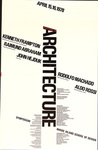 Positions in Architecture: Symposium, Rhode Island School of Design
