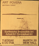 Art Povera Germano Celant: Earthworks, Impossible Art, Actual Art, Conceptual Art (1)