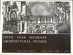 Fifth Year Students Architectural Studies