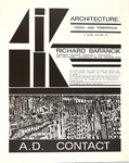 Architecture: Today and Tomorrow: A Slide Lecture by Richard Barancik