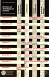 Division of Architectural Studies Fall Lecture Series 1988