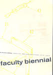 Faculty Biennial 1999-2000