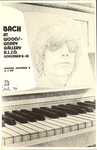 Bach at Woods-Gerry Gallery RISD November 6-18 / Dirk Bach