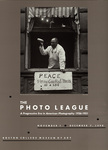 The Photo League: A Progressive Era in American Photography 1936-1951 / Boston College Museum of Art