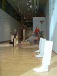 Sculpture Graduate Exhibition 2010 by Campus Exhibitions and Sculpture Department