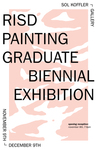 2018 Painting Graduate Biennial Exhibition by Campus Exhibitions, Painting Department, and Alexander McAdoo