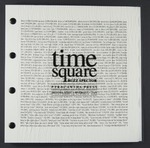 Time Square by Buzz Spector