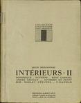Interieurs II… publiées sous la direction et avec une introduction de Léon Moussinac by Léon Moussinac, Special Collections, and Fleet Library