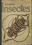 Insectes : vingt planches en phototypie coloriées au patron donnant quatre-vingts insectes et seize compositions décoratives