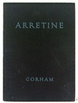 Arretine by Gorham Manufacturing Company, Special Collections, and Fleet Library