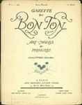 Gazette du bon ton: arts, modes et frivolités | 1921, No. 02 by Lucien Vogel and Marcel Astruc