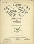 Gazette du bon ton: arts, modes et frivolités | 1921, No. 05 by Lucien Vogel and Marcel Astruc
