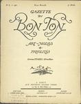 Gazette du bon ton: arts, modes et frivolités | 1921, No. 06 by Lucien Vogel and Marcel Astruc