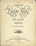 Gazette du bon ton: arts, modes et frivolités | 1921, No. 09 by Lucien Vogel and Marcel Astruc