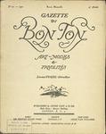 Gazette du bon ton: arts, modes et frivolités | 1921, No. 10 by Lucien Vogel and Marcel Astruc