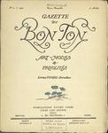 Gazette du bon ton: arts, modes et frivolités | 1922, No. 02 by Lucien Vogel and Marcel Astruc