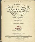 Gazette du bon ton: arts, modes et frivolités | 1922, No. 05 by Lucien Vogel and Marcel Astruc