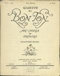 Gazette du bon ton: arts, modes et frivolités | 1922, No. 06 by Lucien Vogel and Marcel Astruc