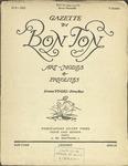 Gazette du bon ton: arts, modes et frivolités | 1922, No. 08 by Lucien Vogel and Marcel Astruc