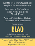 BLAQ by Intercultural Student Engagement