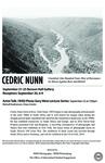 Cedric Nunn Announcement