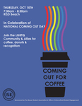 Coming Out For Coffee by Intercultural Student Engagement