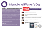 International Women's Day by Intercultural Student Engagement