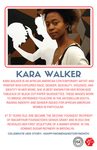 Kara Walker by Intercultural Student Engagement