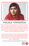 Malala Yousafzai by Intercultural Student Engagement
