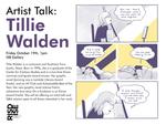 Artist Talk: Tillie Walden by Intercultural Student Engagement Office