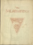The Salamander December 1925 by Earl L. Shoemaker, Francis J. Quirk, and Students of RISD