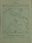The Salamander March 1925 by Students of RISD
