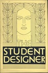 The Student Designer March 1930 by Students of RISD