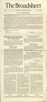 The Broadsheet April 1940