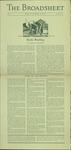 The Broadsheet March 1935 no. 3 by Students of RISD