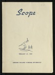 Scope February 21, 1941 by Students of RISD