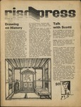 RISD press October 18, 1974