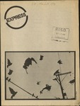 Express-O March 14, 1975 by Students of RISD
