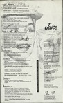 Juice March 1, 1993 by Students of RISD