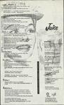 Juice March 1, 1993