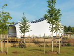 Solar Decathlon 2014: Techstyle Haus exterior 5 by Architecture Department and Jonathan Knowles