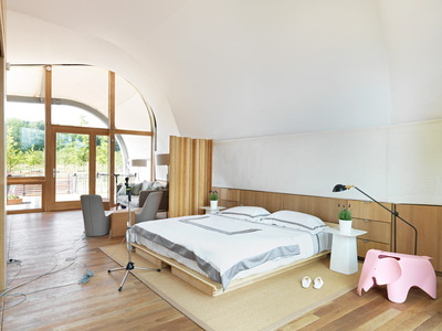 Solar Decathlon 2014: Techstyle Haus interior 3
