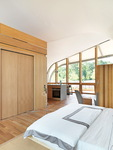 Solar Decathlon 2014: Techstyle Haus interior 4 by Architecture Department and Jonathan Knowles