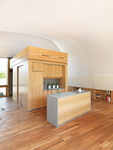Solar Decathlon 2014: Techstyle Haus interior 5 by Architecture Department and Jonathan Knowles